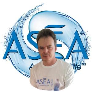 ASEA logo water